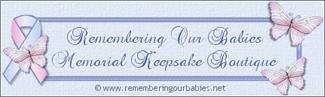 Memorial Store Banner